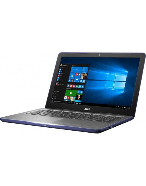 Ноутбук Dell Inspiron 5767 Core i5 7200U/8Gb/1Tb/DVD-RW/AMD Radeon R7 M445 4Gb/17.3/FHD (1920x1080)/Linux/blue/WiFi/BT/Cam