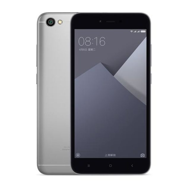 Смартфон Xiaomi Redmi Note 5A 2/16Gb (Цвет: Dark Grey)