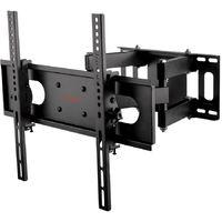 Кронштейн для телевизора Arm Media PT-16 NEW черный 22-65 макс.40кг настенный поворотно-выдвижной и наклонный