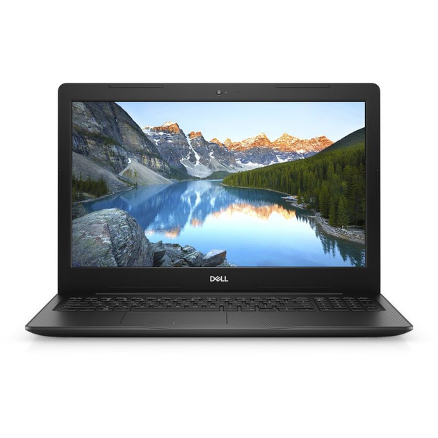 Ноутбук Dell Inspiron 3582 Celeron N4000/4Gb/500Gb/Intel UHD Graphics 600/15.6/HD (1366x768)/Linux/black/WiFi/BT/Cam