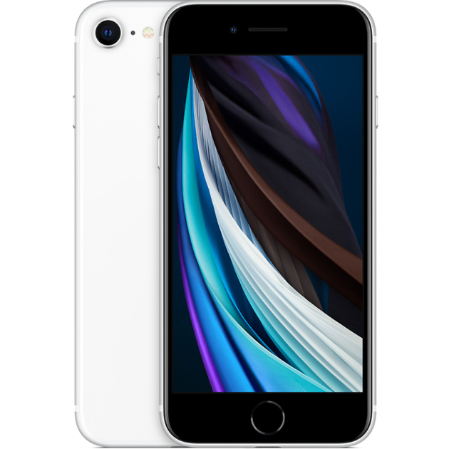 Смартфон Apple iPhone SE (2020) 256Gb (Цвет: White)