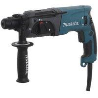 Перфоратор Makita HR2470 патрон:SDS-plus уд.:2.7Дж 780Вт (кейс в комплекте)