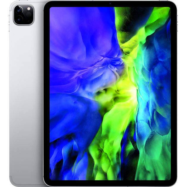 Планшет Apple iPad Pro 11 (2020) 256Gb Wi-Fi (Цвет: Silver)