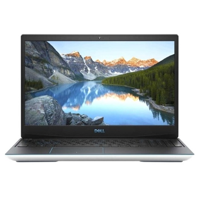 Ноутбук Dell G3 3500 Core i5 10300H/8Gb/SSD256Gb/NVIDIA GeForce GTX 1650 4Gb/15.6 WVA/FHD (1920x1080)/Windows 10/white/WiFi/BT/Cam