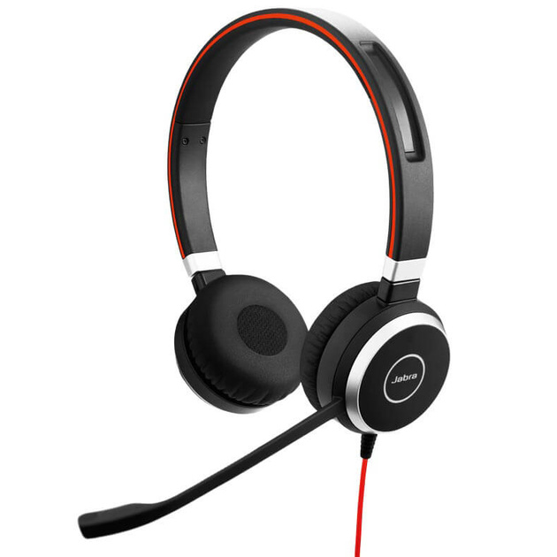 Гарнитура Jabra Evolve 40 MS (Цвет: Black)