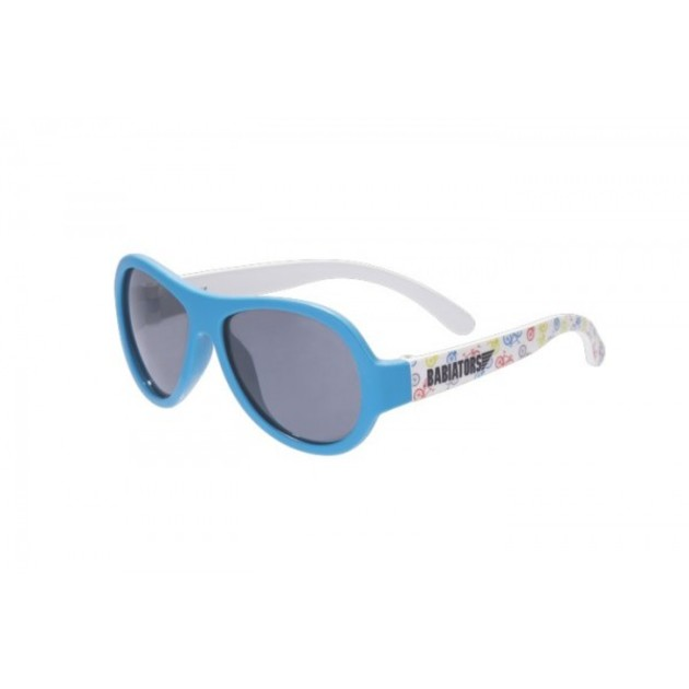 С/з очки Babiators Polarized. Дело в колёсах (Wheel Deal). Junior (0-2)