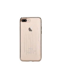 Чехол-накладка Devia Crystal Meteor Soft Case iPhone 7 Plus/8 Plus (Цвет: Champagne Gold)