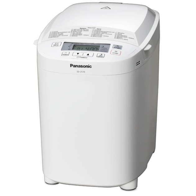 Хлебопечь Panasonic SD-2510WTS (Цвет: White)