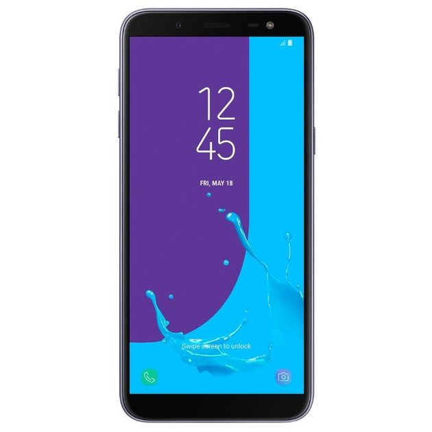 Смартфон Samsung Galaxy J6 (2018) SM-J600F/DS 32Gb (Цвет: Gray)