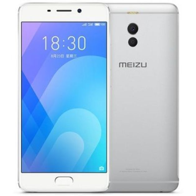 Смартфон Meizu M6 Note 16Gb (Цвет: Silver)