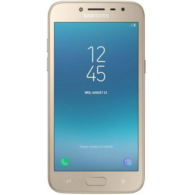 Смартфон Samsung Galaxy J2 (2018) SM-J250F/DS 16Gb (Цвет: Gold)