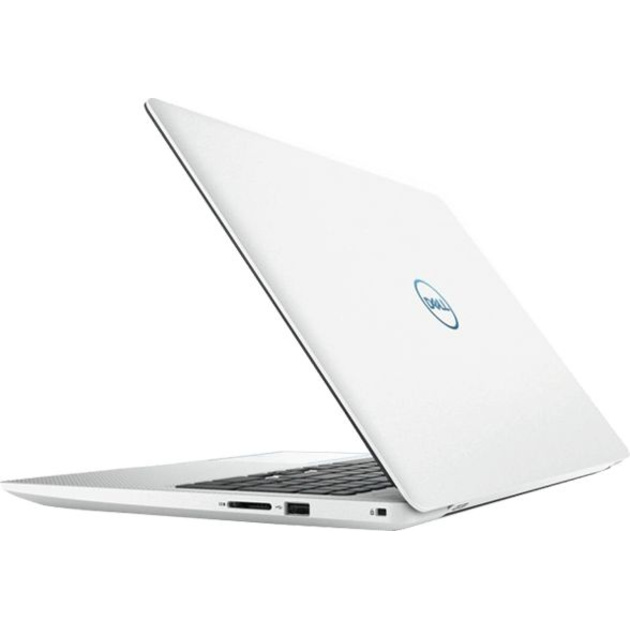Ноутбук Dell G3 3579 Core i5 8300H/8Gb/SSD256Gb/nVidia GeForce GTX 1050 4Gb/15.6/IPS/FHD (1920x1080)/Linux/white/WiFi/BT/Cam