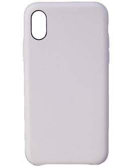 Накладка Devia Nature case iPhone X/XS (Цвет: White)