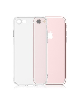 Чехол-накладка DisMac Ultraslim Protective Case iPhone 7/8 (Цвет: Clear)