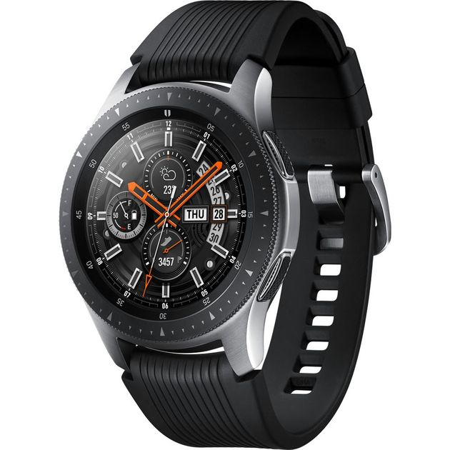 Умные часы Samsung Galaxy Watch 46mm (Цвет: Silver)