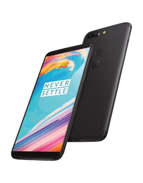 Смартфон OnePlus 5T 128Gb (Цвет: Midnight Black) EU