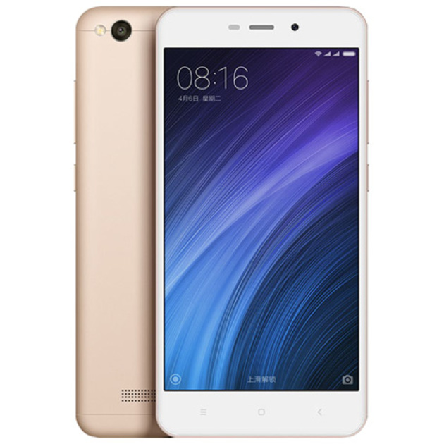 Смартфон Xiaomi Redmi 4A 16Gb Global (Цвет: Gold)