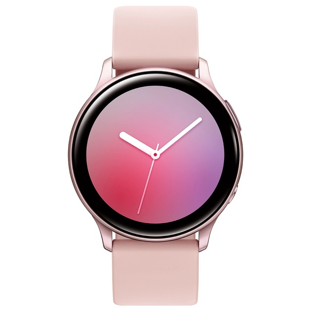 Умные часы Samsung Galaxy Watch Active2 40мм алюминий (Цвет: Pink Gold)