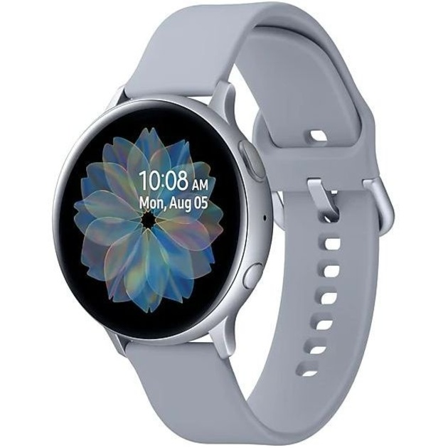 Умные часы Samsung Galaxy Watch Active2 44мм алюминий (Цвет: Cloud Silver)