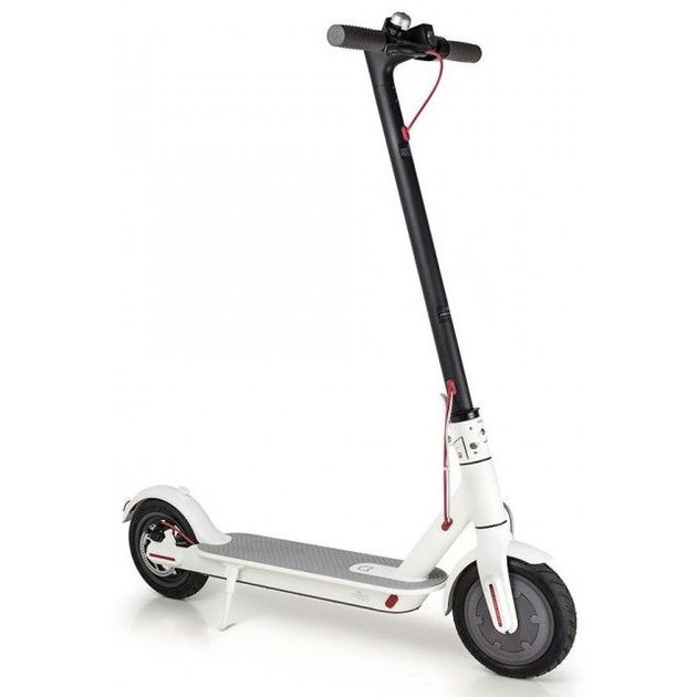 Электросамокат Xiaomi Mi Electric Scooter FBC4003GL (Цвет: White)