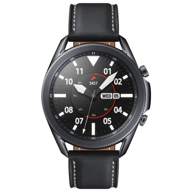 Умные часы Samsung Galaxy Watch 3 45mm (Цвет: Black)