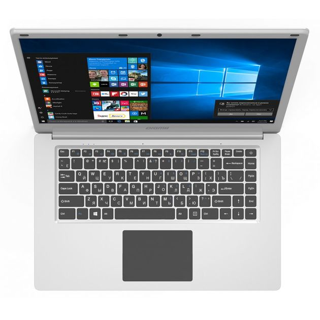 Ноутбук Digma EVE 605 Atom X5 Z8350/4Gb/SSD32Gb/Intel HD Graphics 400/15.6