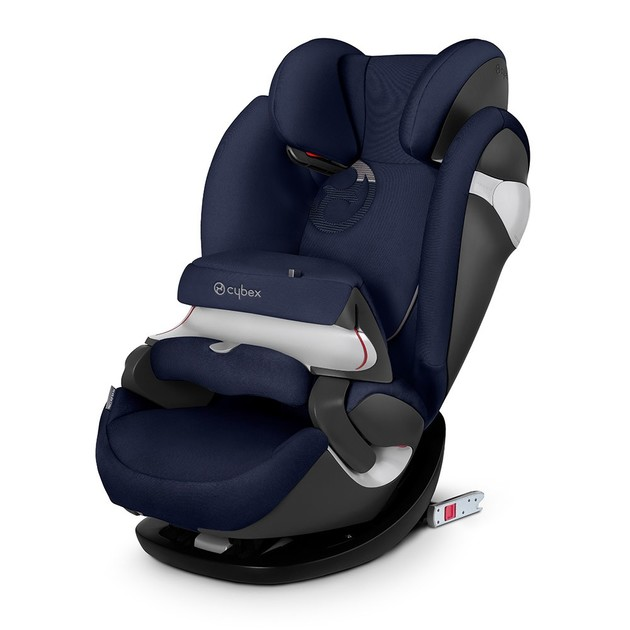Автокресло Cybex Pallas M-Fix (Цвет: Midnight Blue-Navy Blue)