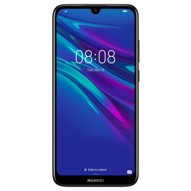 Смартфон Huawei Y6 (2019) (Цвет: Midnight Black)