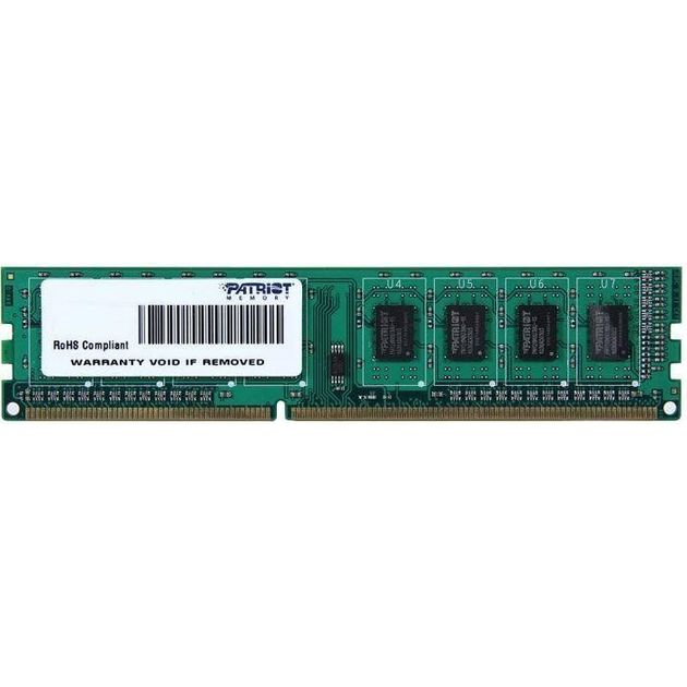 Память DDR4 16Gb 2400MHz Patriot PSD416G24002