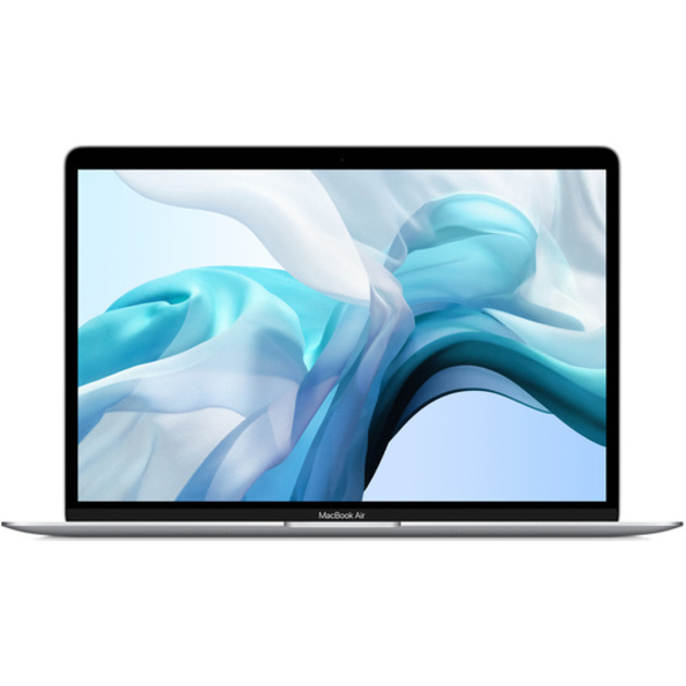 Ноутбук 13-inch MacBook Air: 1.6GHz dual-core 8th-generation Intel Core i5 (TB up to 3.6GHz)/8GB/128GB SSD/Intel UHD Graphics 617 - Silver