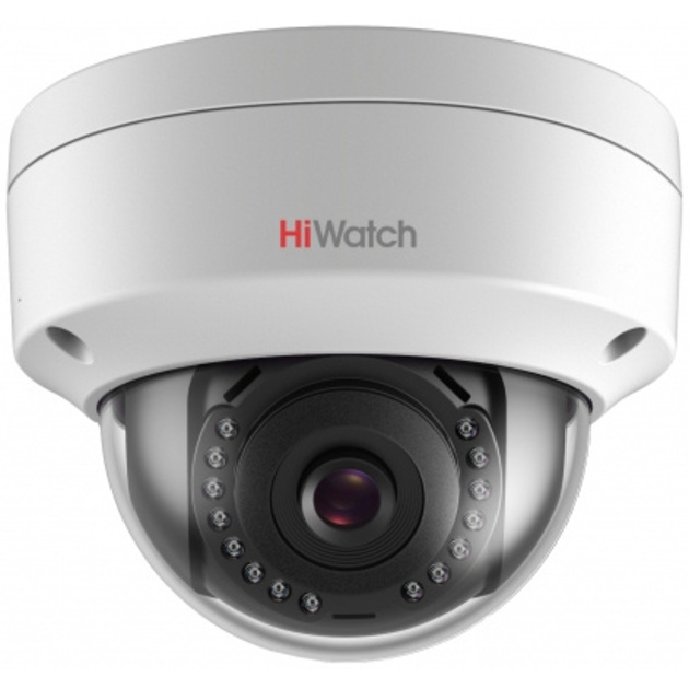 Видеокамера IP Hikvision HiWatch DS-I102 (6-6мм)