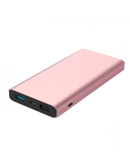 Внешняя батарея Devia King Kong QC3.0 Power Bank 10000mAh (Цвет: Rose Gold)