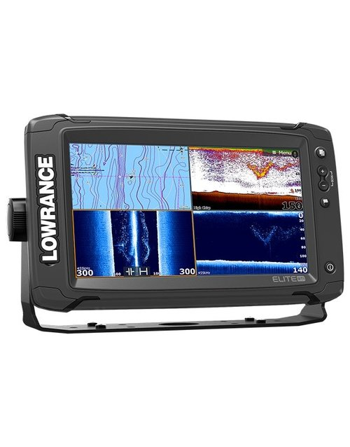Эхолот Lowrance Elite-9 Ti TotalScan