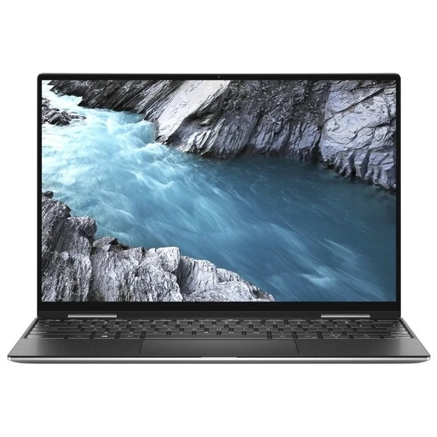 Трансформер Dell XPS 13 7390 2-in-1 Core i5 1135G7/8Gb/SSD256Gb/Intel Iris graphics/13.4/WVA/Touch/FHD+ (1920x1200)/Windows 10/silver/WiFi/BT/Cam