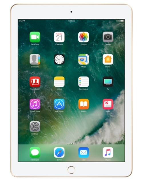 Планшет Apple iPad (2017) 32Gb Wi-Fi (Цвет: Gold)