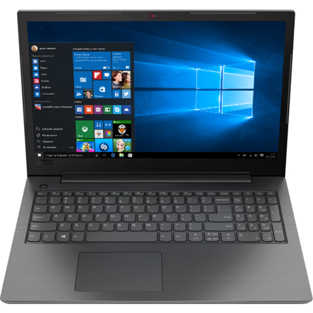 Ноутбук Lenovo V130-15IKB  15.6 FHD TN AG 220N /i5-7200U /4G DDR4 2133+4G DDR4 2133 /256GB SSD M.2 2242 /integrated video /DVD+-RW DL /WIFI 1X1 AC+BT4.1 /No FPR /2 cell, 30Whr /2 x USB 3.0, HDMI, RJ45 /Win 10 Pro /Iron grey /1 Year /1,8kg