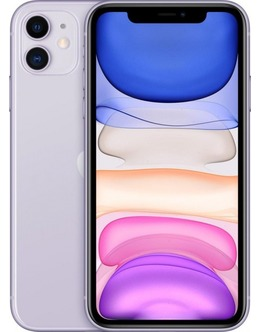 Смартфон Apple iPhone 11 64Gb MHDF3RU/A (Цвет: Purple)