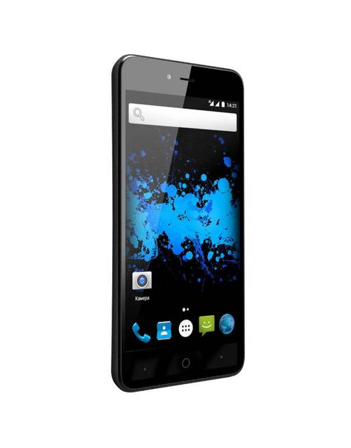 Смартфон Highscreen Easy L 8Gb (Цвет: Black)