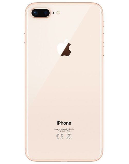 Смартфон Apple iPhone 8 Plus 64Gb MQ8N2RU/A (Цвет: Gold)