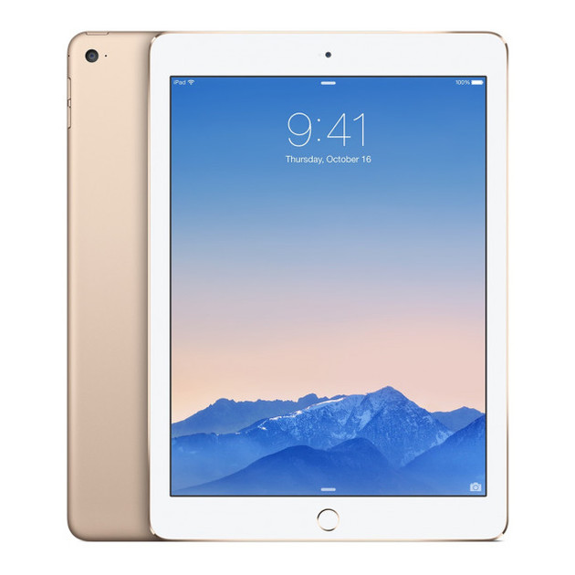 Планшет Apple iPad Air 2 128Gb Wi-Fi + Cellular (Цвет: Gold)