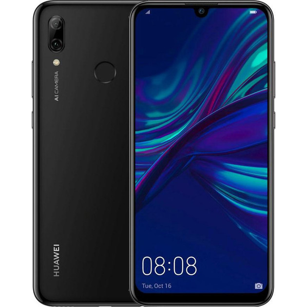 Смартфон Huawei P smart (2019) 3/32Gb (Цвет: Midnight Black)