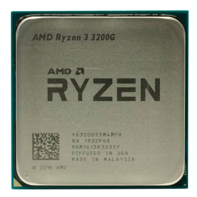 Процессор AMD Ryzen 3 3200G AM4 (YD3200C5FHBOX) Box