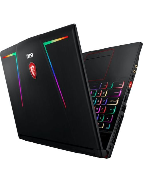 Ноутбук MSI GE63 Raider RGB 8RF-209XRU Core i7 8750H/16Gb/1Tb/SSD128Gb/nVidia GeForce GTX 1070 8Gb/15.6