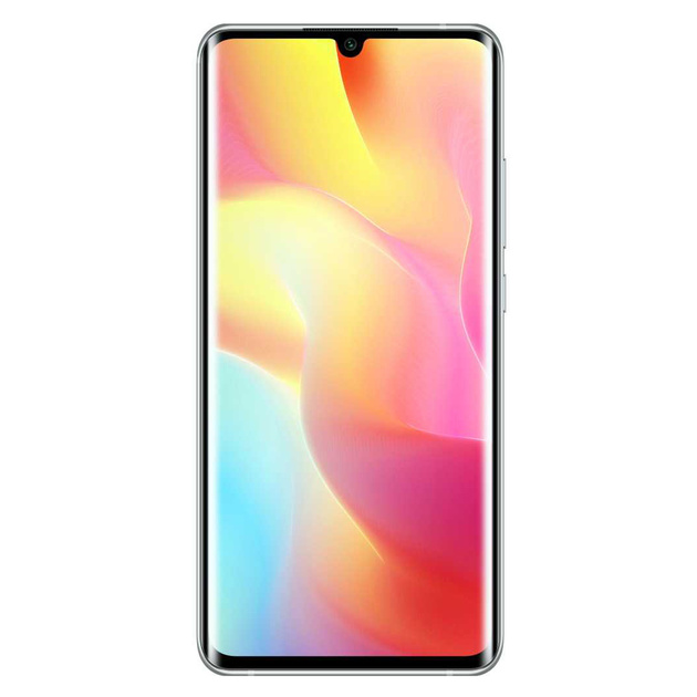 Смартфон Xiaomi Mi Note 10 Lite 6/128Gb RU (Цвет: Glacier White)
