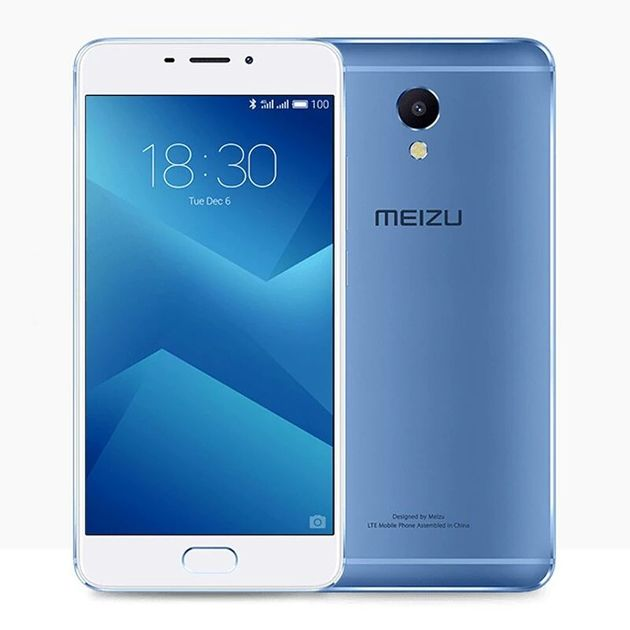 Смартфон Meizu M5 Note 32Gb (Цвет: Ice Blue)