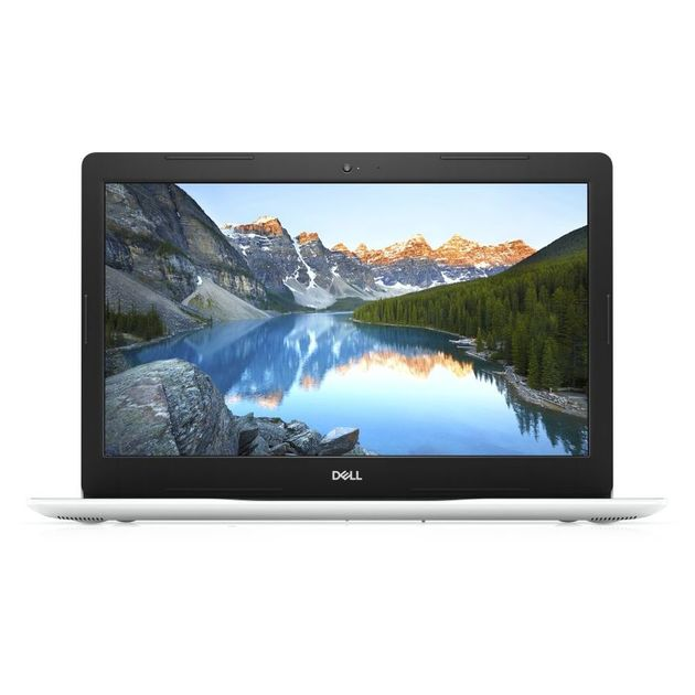 Ноутбук Dell Inspiron 3582 Pentium Silver N5000/4Gb/500Gb/DVD-RW/Intel UHD Graphics/15.6/HD (1366x768)/Windows 10/white/WiFi/BT/Cam