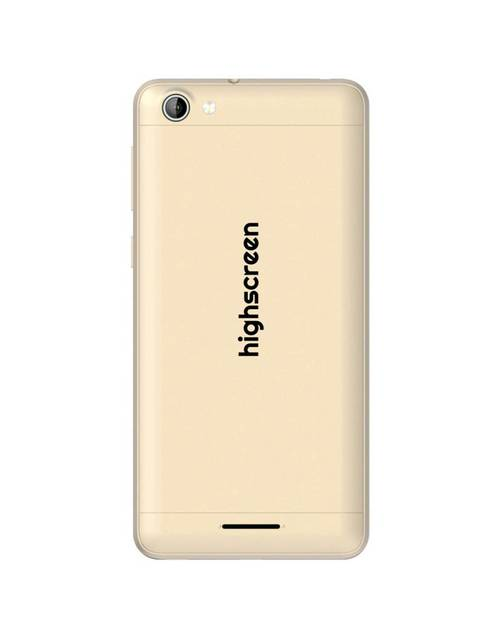 Смартфон Highscreen Power Rage Evo 16Gb (Цвет: Gold)