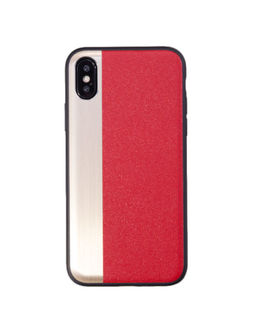 Накладка Comma Jezz Case iPhone X/XS (Цвет: Red)