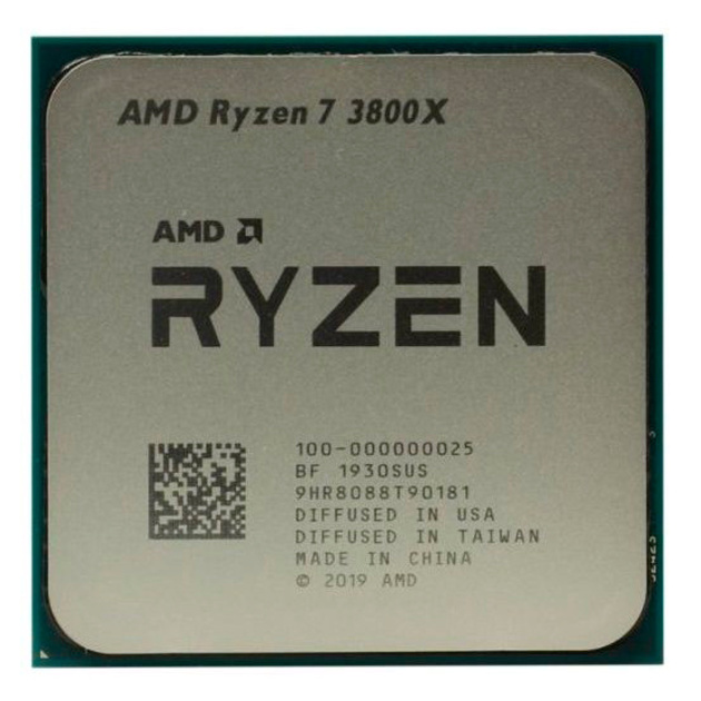 Процессор AMD Ryzen 7 3800X AM4 (100-100000025BOX) Box