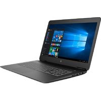 Ноутбук HP 17-ab406ur Core i5 8300H/8Gb/1Tb/SSD128Gb/DVD-RW/nVidia GeForce GTX 1050 Ti 4Gb/17